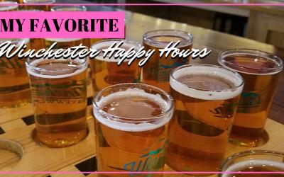 Best Winchester VA Happy Hours