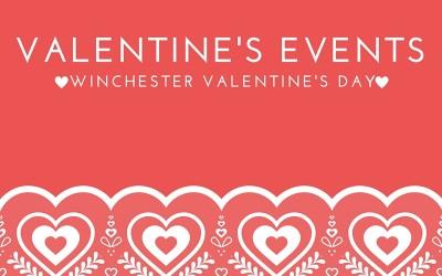 Valentines Day in Winchester VA 2020